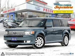 2010 Ford Flex SEL with Navigation!!!!