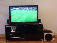TV cabinet / unit black
