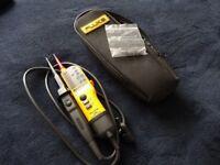 Fluke T150 electric tester NEW 2018