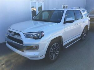2016 Toyota 4Runner LIMITED PACKAGE 7-PASSENGER