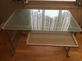 Glass Desk John Lewis