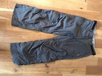 Very warm heavy duty bonfire Snowboard pants