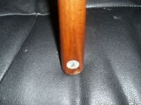 1 piece britannia snooker cue with tube case