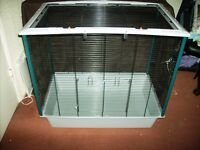 Rat cage and accessories for sale £100