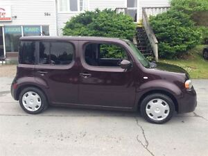 2010 Nissan cube A/C 6SP. 4 NEW TIRES AND MVI