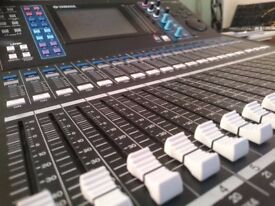 Yamaha LS9 - 16 Digital Mixing Desk