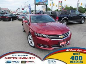 2014 Chevrolet Impala 2LT | LEATHER | NAV | PANO SUNROOF | V6