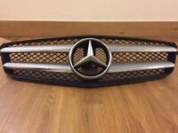 Mercedes Class Front Grill for model W204