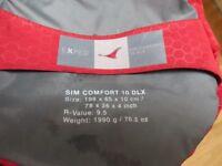 EXPED SIM COMFORT 10 DLX Camping Sleeping Sleep Mat
