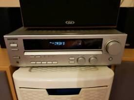 Kenwood + 5.1 speakers