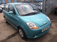 CHEVROLET MATIZ 1.0 SE PETROL MANUAL 2007