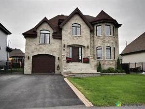 449 000$ - Maison 2 étages à vendre à Repentigny