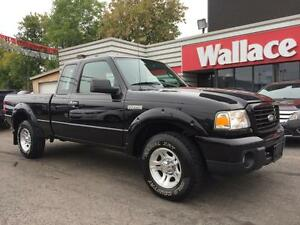 2009 Ford Ranger Sport SuperCab Satellite Radio