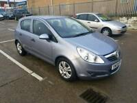 2008 vauxhallm corsa 1.2 AUTOMATIC only 29000 miles from new like new