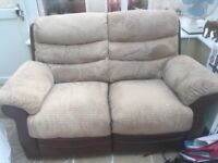 Matching sofas/recliners