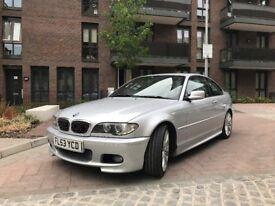 BMW 3 Series 3.0 330Ci M Sport 2dr, Full Service History