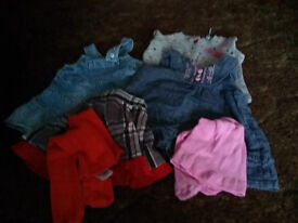 0 - 3 months baby girls clothes