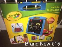 Double sided easel brand new