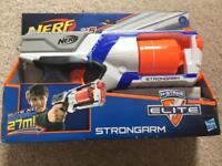 Nerf Strongarm brand new in box