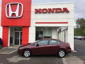 2015 Honda Civic Sedan LX