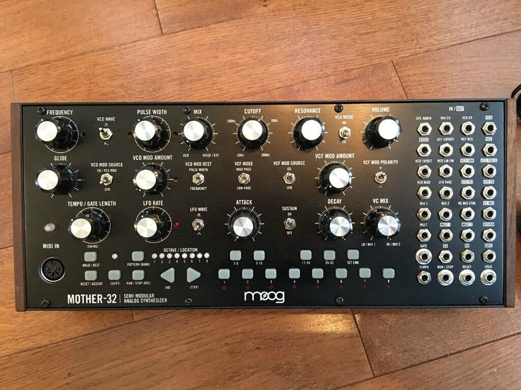 Moog Mother 32, with box