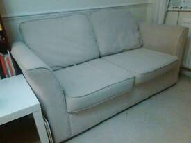 2-seater sofa bed needs a good home