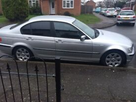 BMW 3 series very clean 54 reg
