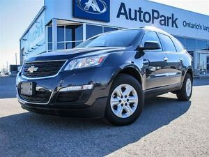 2016 Chevrolet Traverse LS| AWD| Premium Audio| Rear View Cam.|