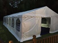 Marquee - Great Condition - 14mx6m - Tent - Wedding - Party - Garden - Celebration - Great price