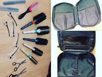 Hairdressing kit/training kit
