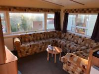 Double Glazed & Central Heated Static Caravan For Sale! Near Great Yarmouth in Norfolk