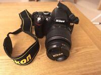 Nikon D60 - like new