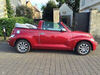 Beautiful, fun car.. Low mileage , automatic, drives like a dream. Scuff to front left wheel arch.