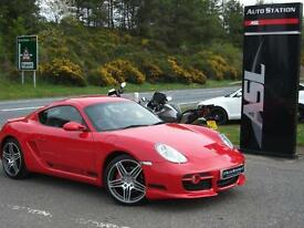PORSCHE CAYMAN 3.4 S (red) 2007