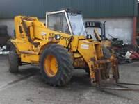Jcb 530 b telehander forklift for hire or sale uk coverage