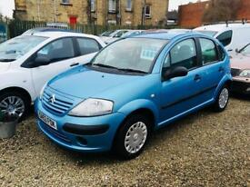 Citroen c3 1.4 53 reg low mileage excellent condition long mot