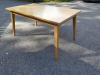 House by John Lewis Stride 6-8 Seater Extending Dining Table FREE DELIVERY 719