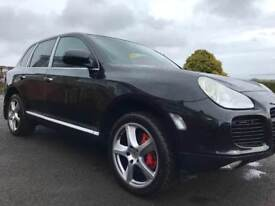 2005 Porsche Cayenne 4.5 Turbo / Top Spec / Part Exchange accepted