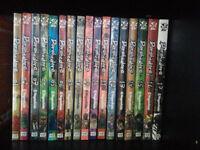 Dorohedoro Manga - Volumes 01 - 17 - NEW