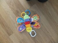 Lamaze play mobile butterfly