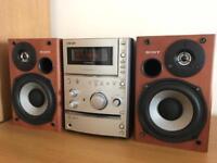 Sony Hi Fi and Speakers
