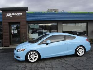 2012 Honda Civic LX LOOK UNIQUE!!!