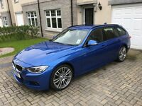 BMW 330D Touring with Extendable BMW Warranty