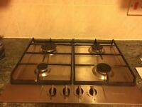 Baumatic 4 gas burner hob