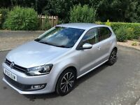 Polo Match 1.4 Exceptional Condition - VW warranty until December