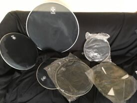 Mesh heads for Drums