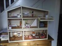 1990's Lundby Swedish Dolls House