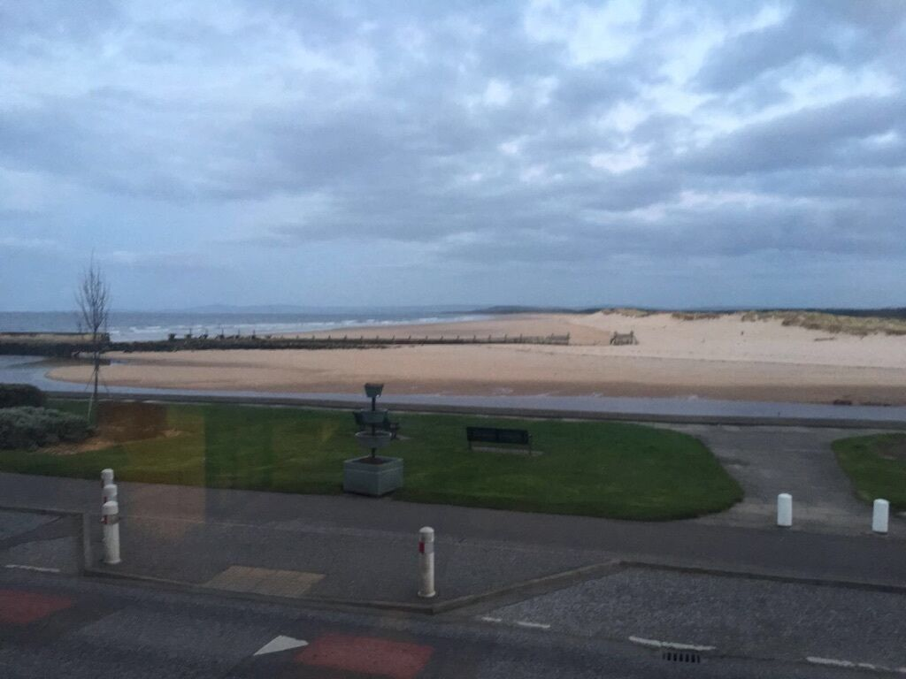 LOSSIEMOUTH 1 BEDROOM FLAT ON SEAFRONT