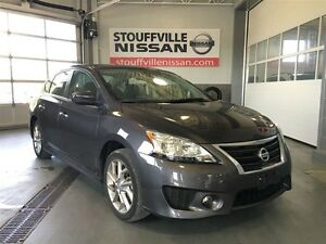 Nissan Sentra 1.8 sr tech   nissan cpo rates from 1.9% 2013
