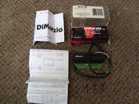 DiMarzio DP381 Fast Track T telecaster bridge single coil-sized Humbucker Pickup